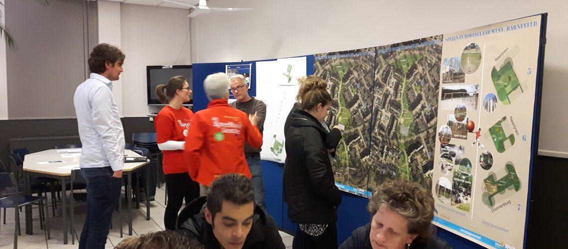 Participatie goed ontvangen in Barneveld